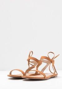 BEBO - MISSIE - Sandals - dark beige - 4