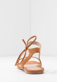 BEBO - MISSIE - Sandals - dark beige - 5