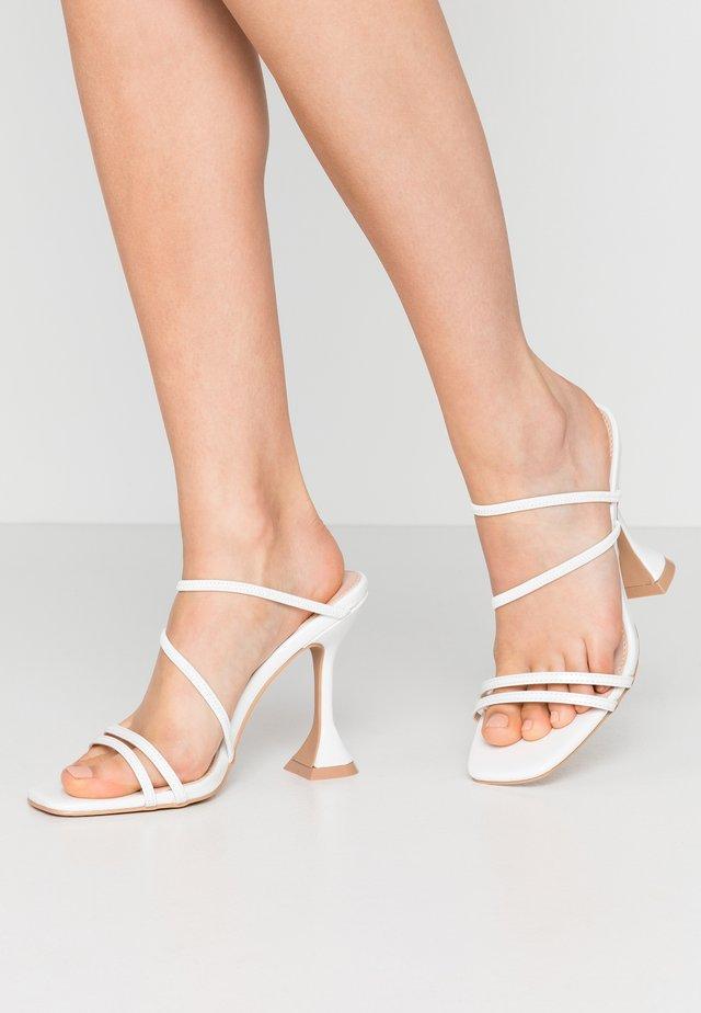 CRISTINA - Sandaler - white
