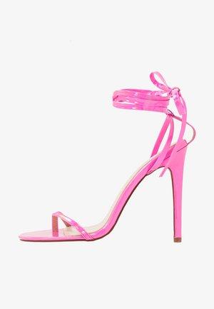 VENZA - Sandały - pink