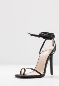 BEBO - VENZA - Sandals - black - 4