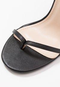 BEBO - VENZA - Sandals - black - 2
