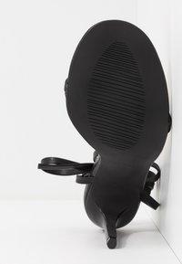 BEBO - VENZA - Sandals - black - 6