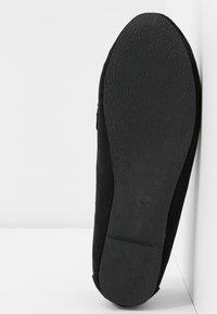 BEBO - VIERA - Slippers - black - 6