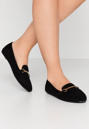 VIERA - Slippers - black