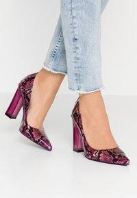 BEBO - YARA - High heels - pink - 0
