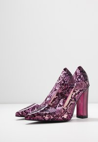 BEBO - YARA - High heels - pink - 4