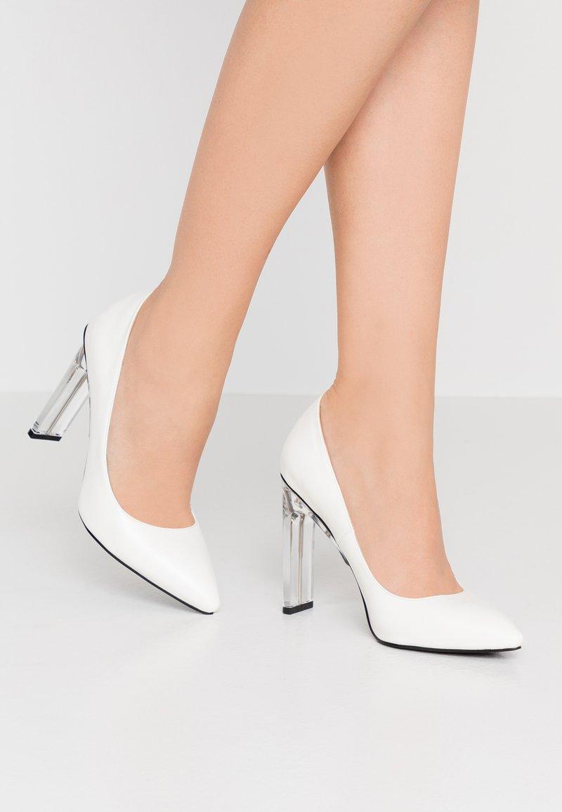 BEBO - JAYDEN - High heels - white