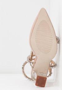 BEBO - NEIL - Zapatos altos - nude - 6