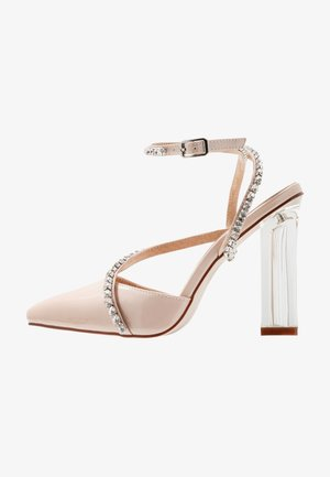 NEIL - High heels - nude
