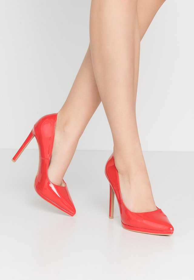 MELINA - High Heel Pumps - red