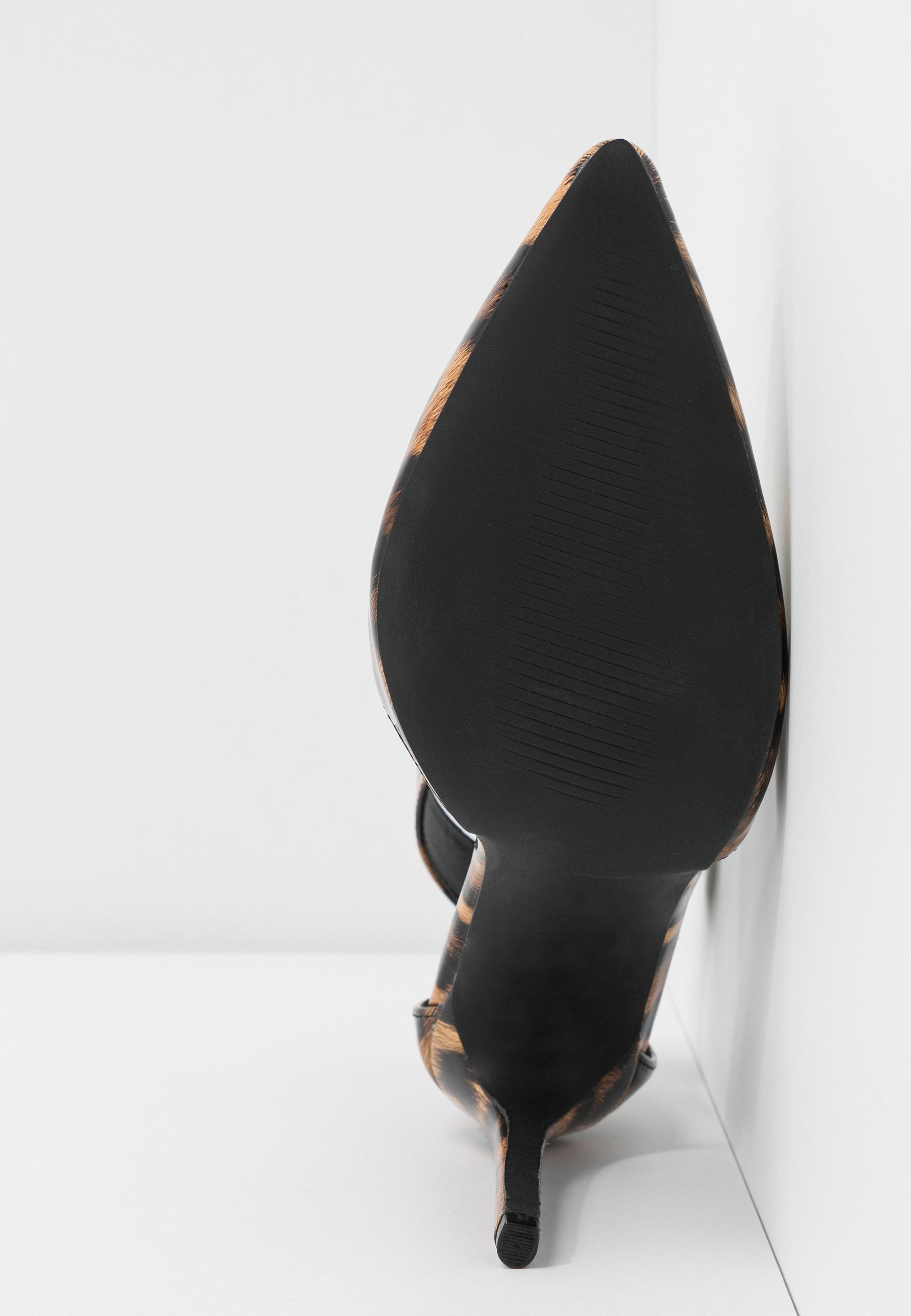 BEBO RAPHAEL - Høye hæler - tan