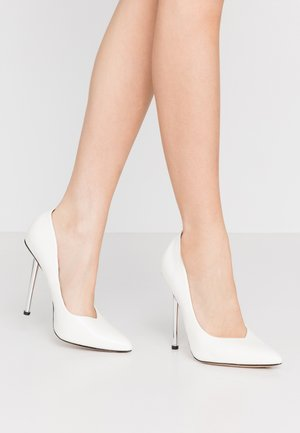 LENA - High heels - white