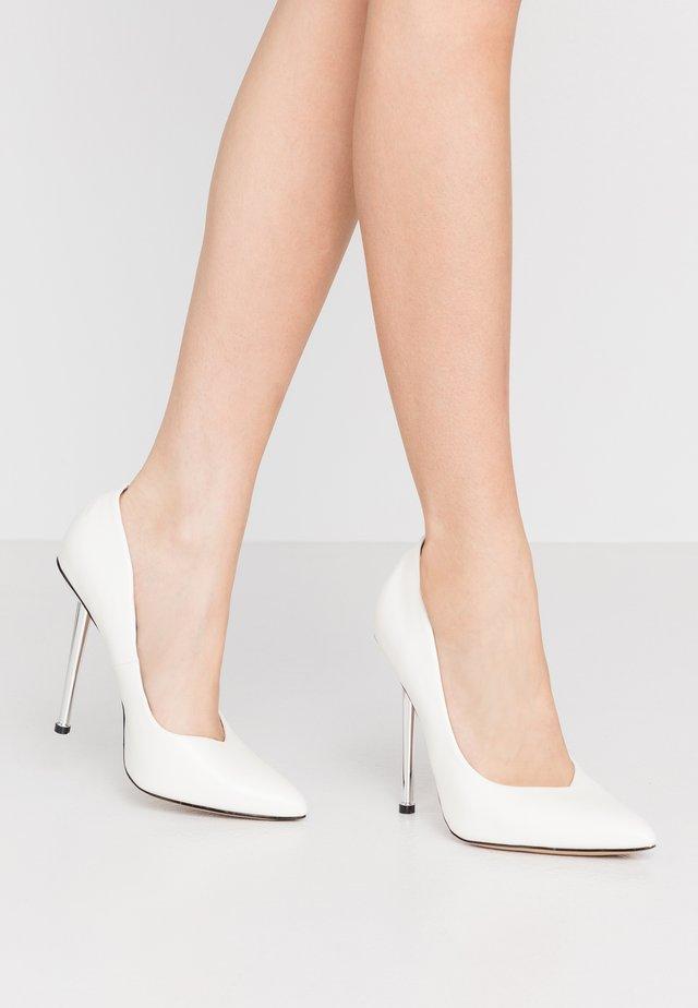 LENA - Hoge hakken - white