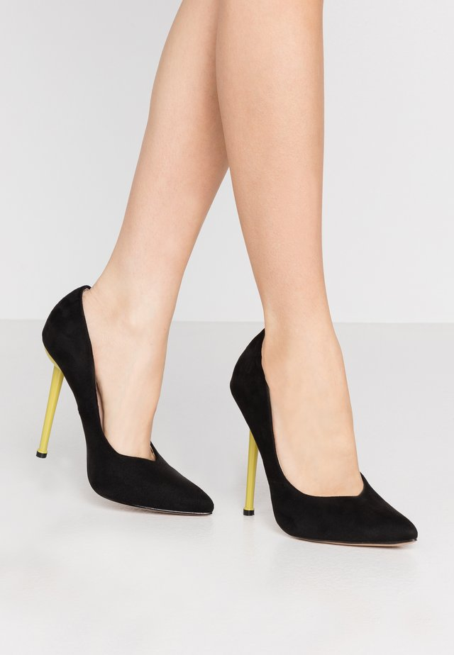 LENA - Klassiska pumps - black