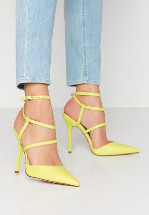 ARLO - High heels - lime