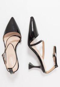 BEBO - CELYN - Classic heels - black - 3