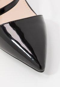 BEBO - CELYN - Classic heels - black - 2