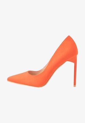 ANTIX - Zapatos altos - orange