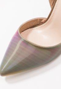 BEBO - SIMONE - Hoge hakken - purple/multicolor - 2