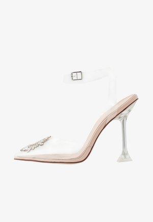 STERLING - High heels - nude