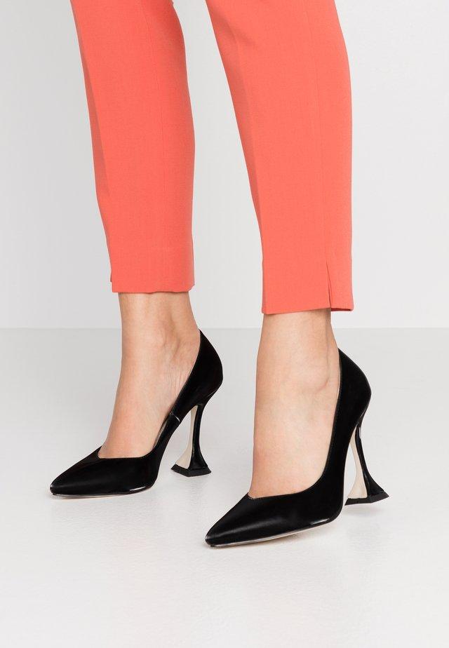 MONICA - High heels - black