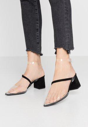 FLORIE - Classic heels - black