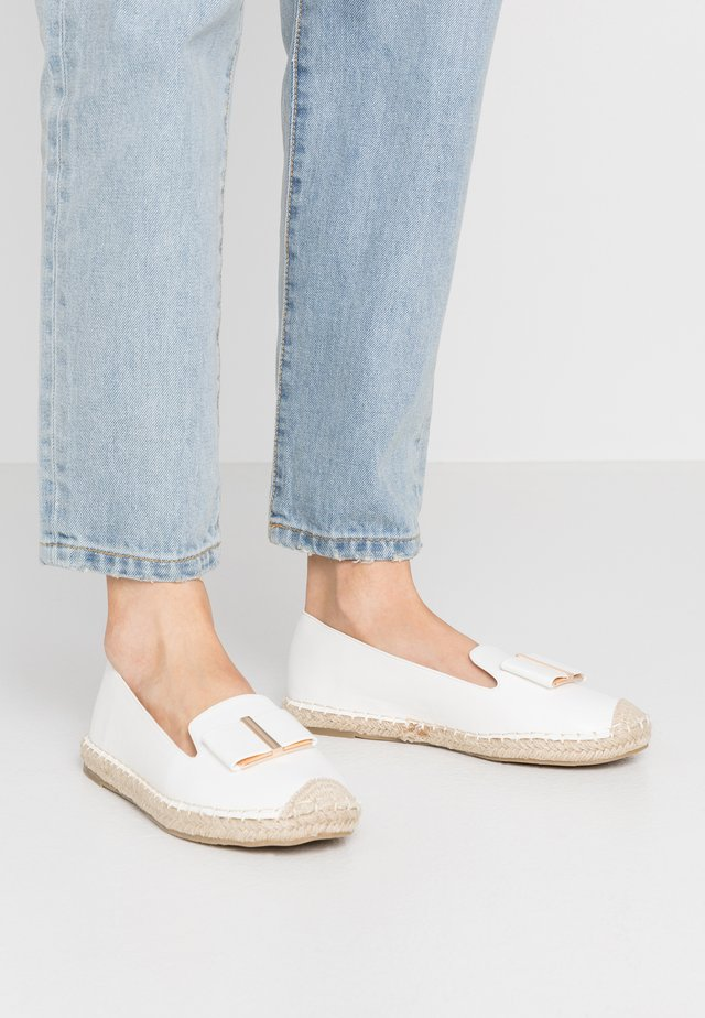 ASTRO - Loafers - white