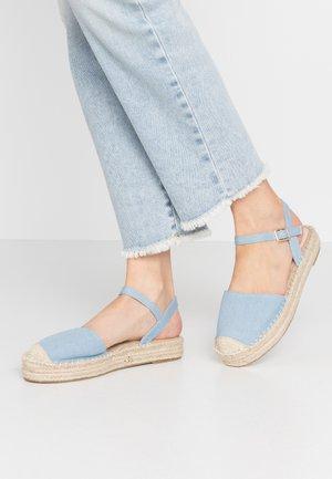 BIANCA - Loafers - blue denim