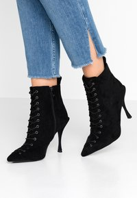 BEBO - LEGACY - High heeled ankle boots - black - 0