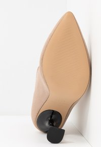 BEBO - PAYTON - High heeled ankle boots - nude - 6