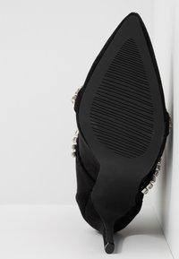 BEBO - RAMONA - Bottines à talons hauts - black - 6
