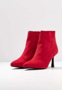 BEBO - GENEVA - Classic ankle boots - red - 4