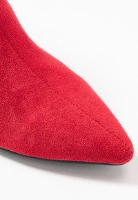 BEBO - GENEVA - Classic ankle boots - red - 2
