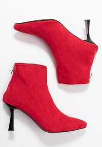 BEBO - GENEVA - Classic ankle boots - red - 3