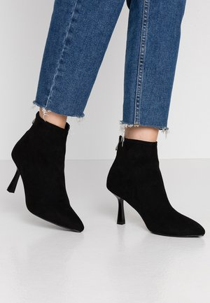 GENEVA - Classic ankle boots - black