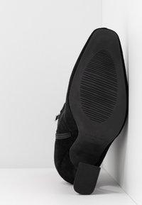 BEBO - NOAH - High heeled ankle boots - black - 6