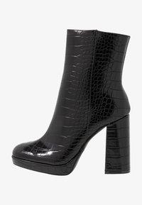 BEBO - ARTHUR - High heeled ankle boots - black - 1