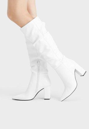 Klassiska stövlar - white
