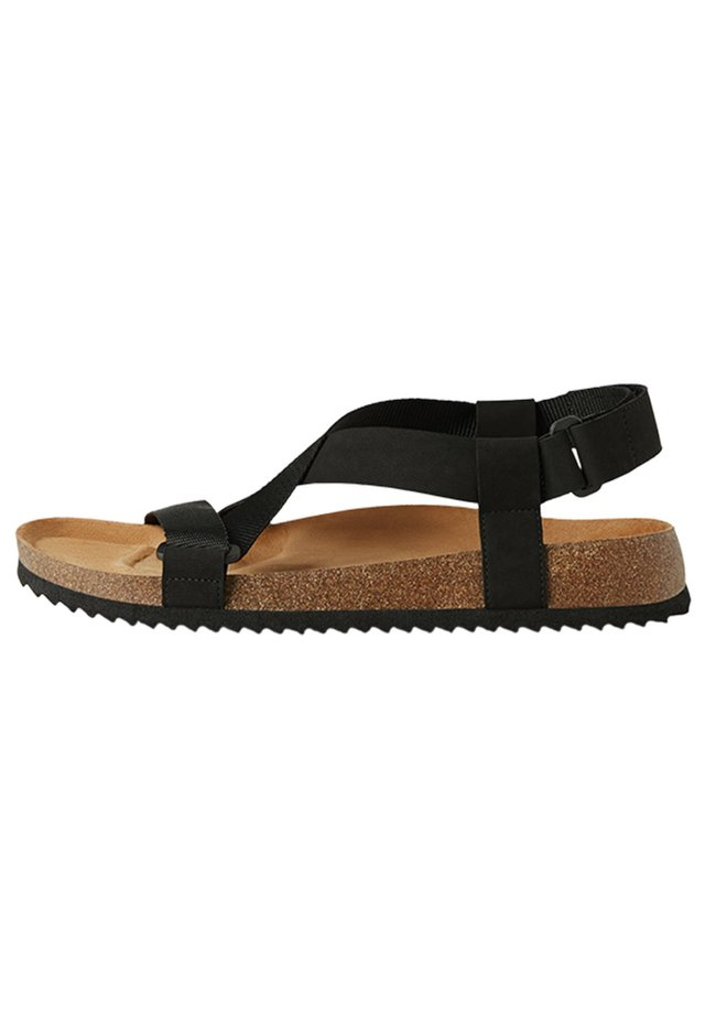 RIEMENSANDALEN FÜR HERREN 12702560 - Sandals - black