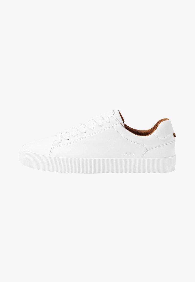 Bershka - Sneakers laag - white