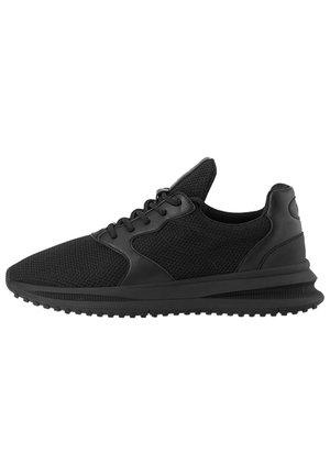 MIT ELASTISCHEM SCHAFT  - Sneakers basse - black