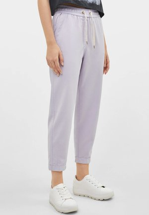 Pantalon de survêtement - dark purple