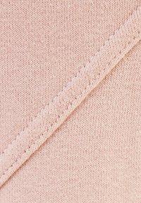 Bershka - Pantalon de survêtement - rose - 4