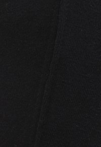 Bershka - Spodnie treningowe - black - 4
