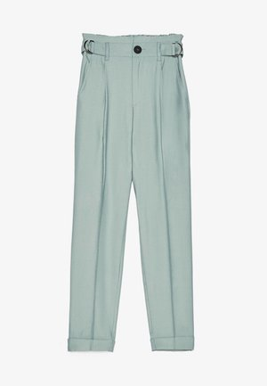 Bukser - turquoise