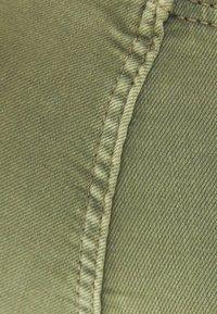 Bershka - Jeans Skinny - khaki - 4