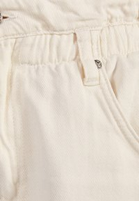Bershka - MIT STRETCHBUND  - Trousers - beige - 5