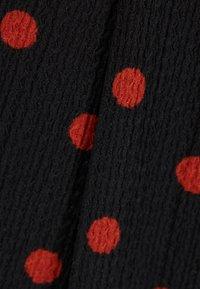 Bershka - Spodnie materiałowe - coral - 5