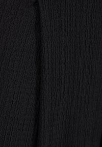 Bershka - Kalhoty - black - 5
